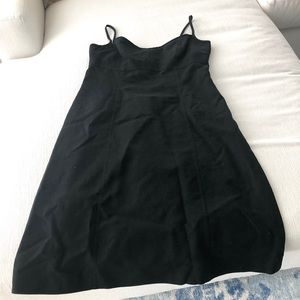 J.Crew Black Cotton Dress